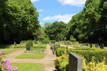 Friedhof Flemhude