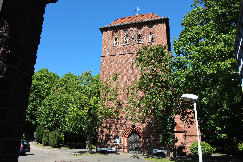 Dankeskirche Holtenau