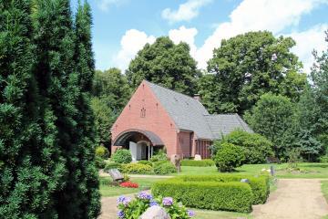 Friedhof Neuwerk Rendsburg
