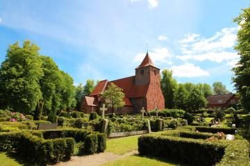 Friedhof Westensee