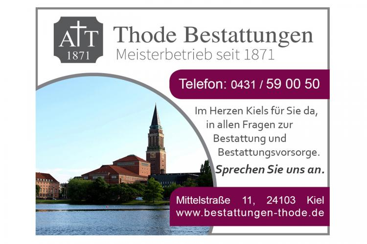 Aktuelles Thode Rathausturm Kiel