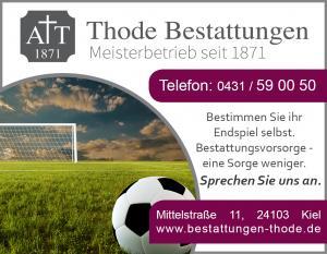 Anzeige Werbung Thode 2016 neue Farbe neues Logo