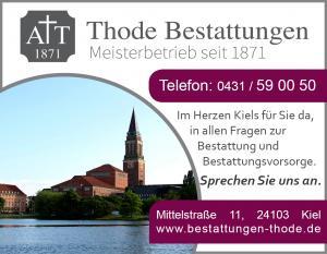 Anzeigen Rathausturm Werbung Thode 2016