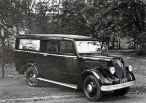 Hanomak Bestattungswagen Besttattungskraftwagen Leichenwagen