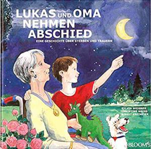 Lukas und Oma nehmen Abschied