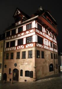 Albrecht Dürer Haus Nürnberg