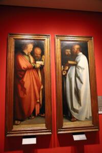 Die vier Apostel Albrecht Dürer
