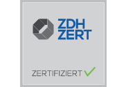 Prüfsiegel der ZDH-ZERT